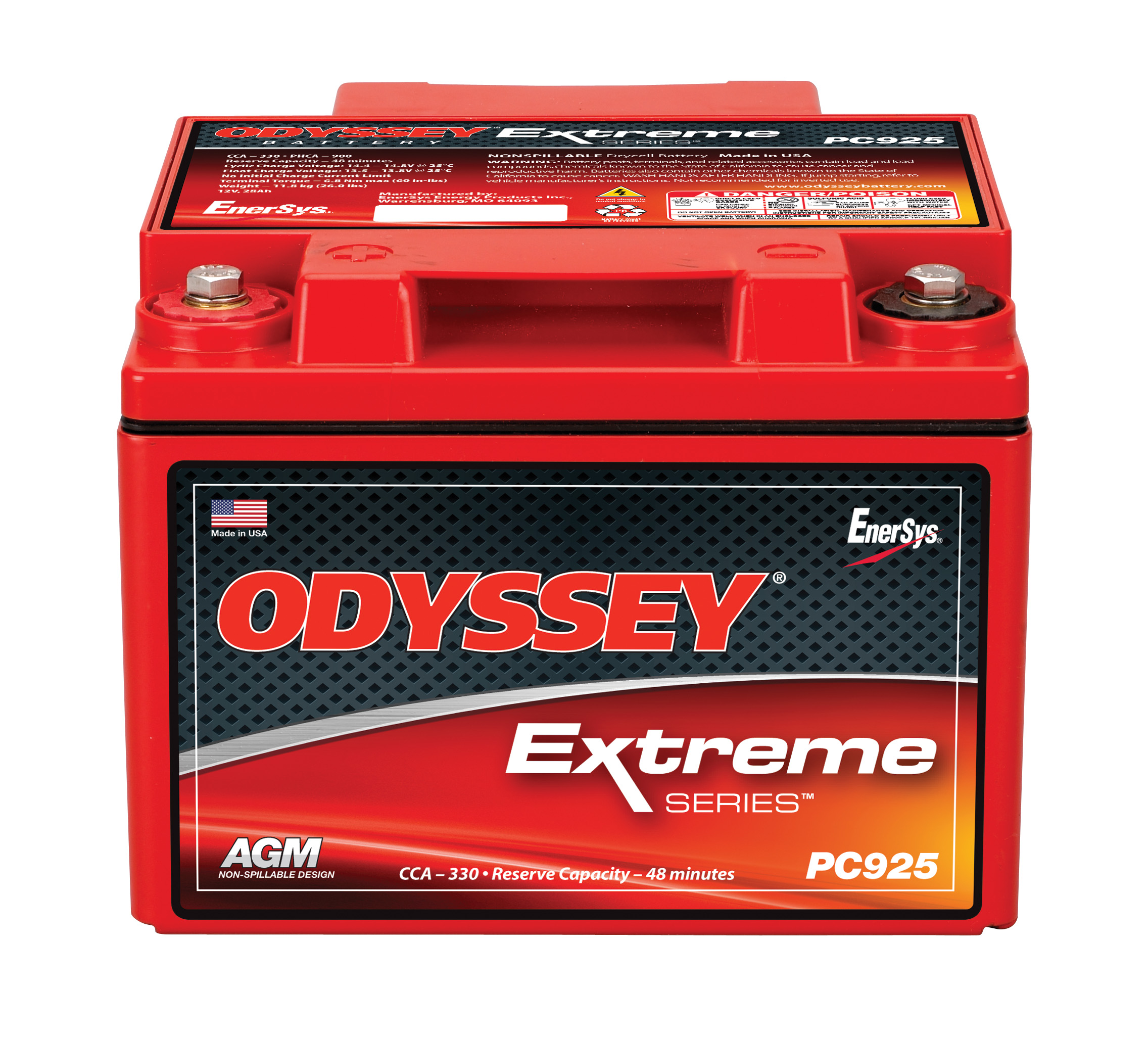 Odyssey Extreme PC925 with Metal Jacket Product Picture (straight).jpg